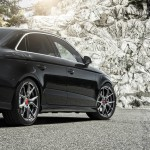 Audi S3 Sedan wheels tuning / тюнинг колес Vorsteiner