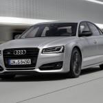Audi S8 Plus front