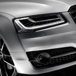 Audi S8 Plus matrix led headlights + dynamic turn signal