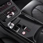 Audi S8 Plus interior central console