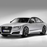 Audi S8 Plus front-side