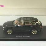 Bentley Bentayga 1:18 model