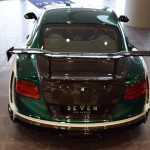 Bentley Continental GT Race tuning / тюнинг Mansory