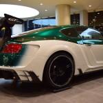 Bentley Continental GT Race tuning / тюнинг Mansory