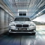 BMW 5-Series 2015 front end
