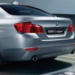 BMW 5-Series 2015 rear end