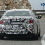BMW 5-Series 2017 шпионское фото