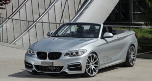 BMW M235i Convertible tuning / тюнинг Daehler