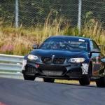 BMW M235i Racing / Racing Cup шпионское фото