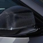 BMW X4 xDrive35d tuning / тюнинг Lightweight - side mirror caps