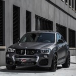 BMW X4 xDrive35d tuning / тюнинг Lightweight - front