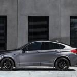 BMW X4 xDrive35d tuning / тюнинг Lightweight - side