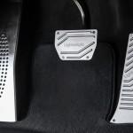 BMW X4 xDrive35d tuning / тюнинг Lightweight - pedals set