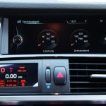 BMW X4 xDrive35d tuning / тюнинг Lightweight - interior dashboard