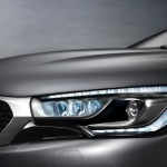 DS 4 Crossback 2016 headlights