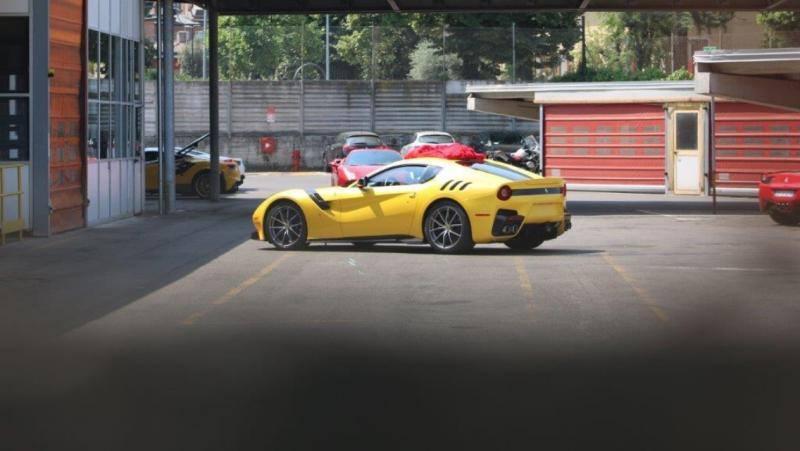 Ferrari F12 Speciale / GTO