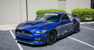 Ford Mustang 2015 tuning / тюнинг TruFiber