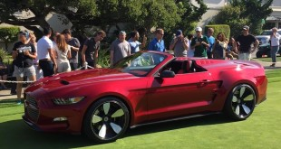 Rocket Speedster от Galpin Auto Sports и Henrik Fisker