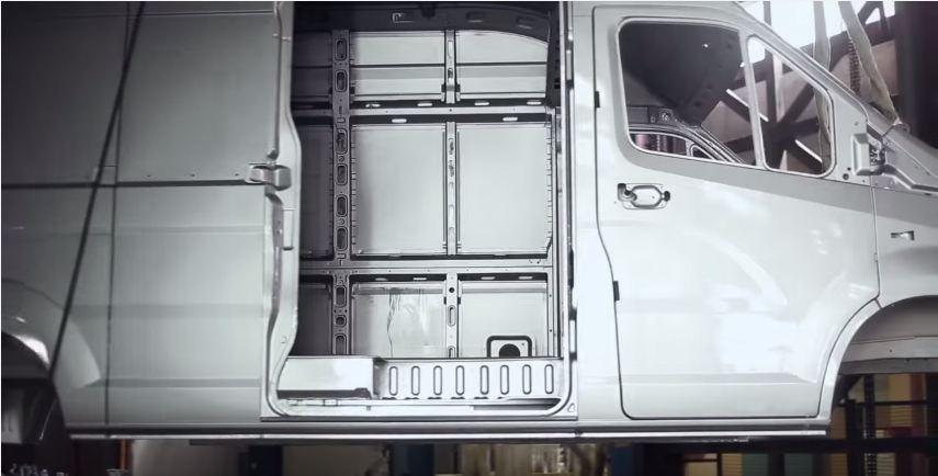 ГАЗель NEXT новый цельнометаллический фургон