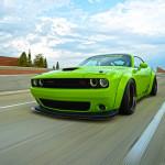 Dodge Challenger Scat Pack tuning / тюнинг Liberty Walk