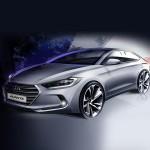Hyundai Elantra 2016 teaser