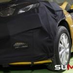 Hyundai Solaris 2016 шпионское фото