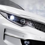 Kia Optima 2016 евро-версия официальное фото