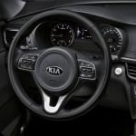 Kia Optima 2016 евро-версия официальное фото интерьера