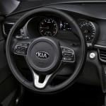 Kia Optima 2016 европейская версия официальное фото интерьера