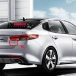 Kia Optima GT 2016 leak / утечка