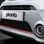 Kia Picanto со спортивным пакетом