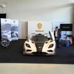 Koenigsegg One:1 front end / спереди