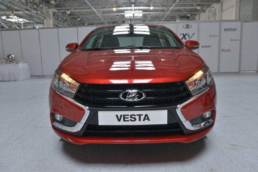 Lada Vesta 2016
