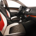 Lada Vesta Cross Concept интерьер