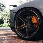 Lamborghini Aventador tuning / тюнинг Novitec Torado + ADV.1 Wheels