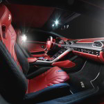 Lamborghini Huracan tuning / тюнинг Ares Performance - Design | interior front seats
