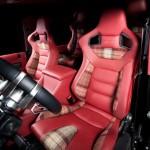 Land Rover Defender Flying Huntsman 6x6 tuning / тюнинг Kahn Design | interior / интерьер
