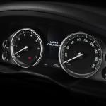 Toyota Land Cruiser 2016 instrumental cluster