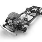 Toyota Land Cruiser 2016 chassis