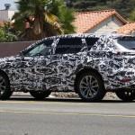 Mazda CX-9 2017 шпионское фото