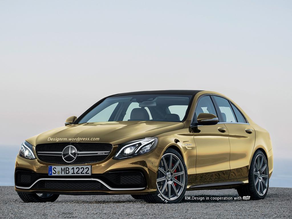 Mercedes-AMG E63 S render RM Design