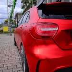 Mercedes-Benz A45 AMG tuning / тюнинг Folien Experte