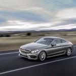 Mercedes-Benz C-Class Coupe 2016