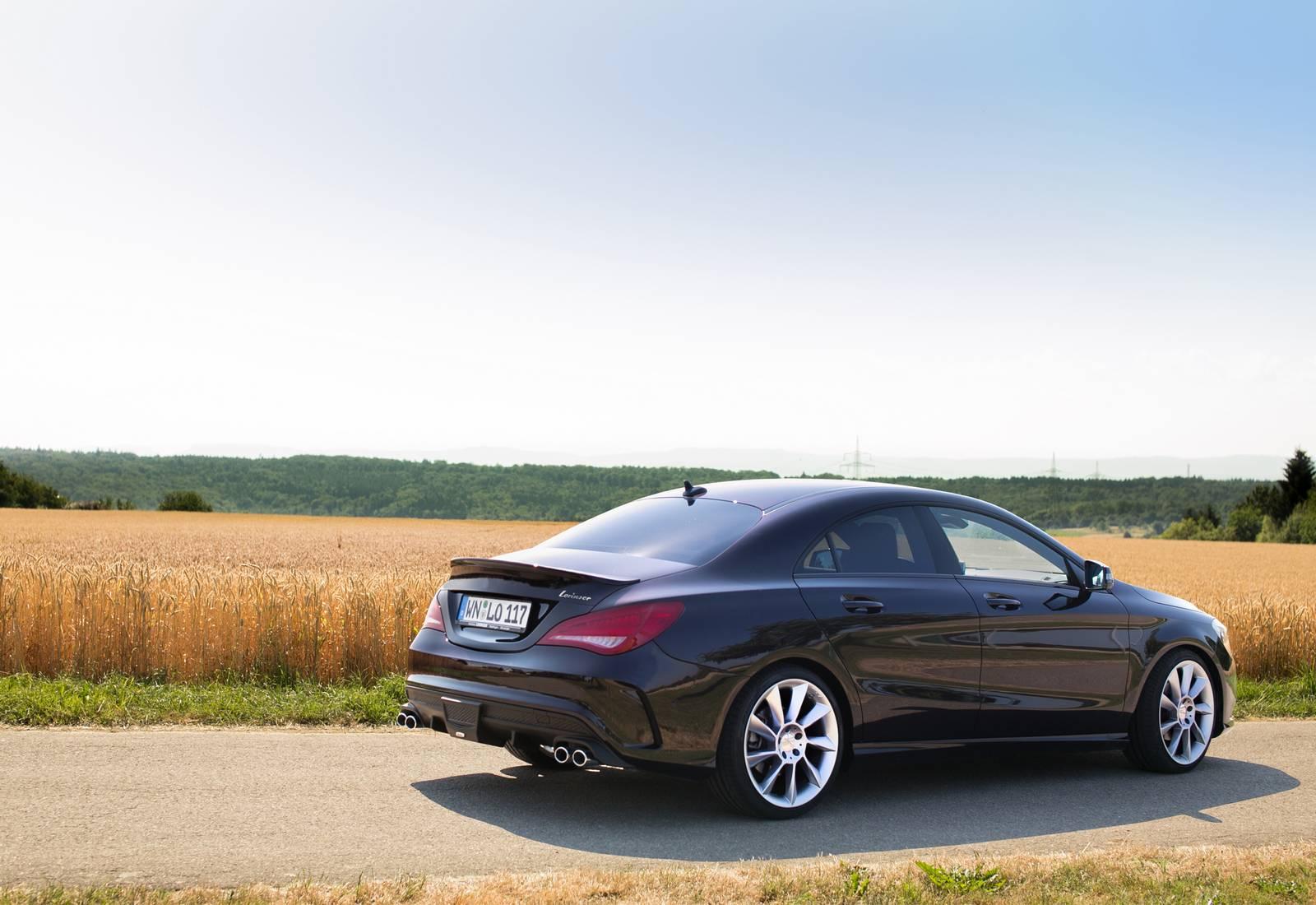 Mercedes-Benz CLA tuning / тюнинг Lorinser