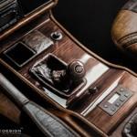 Mercedes-Benz G-Class (G463) interior tuning / тюнинг интерьера Carlex Design