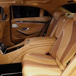 Mercedes-Benz S-Class interior tuning / тюнинг интерьера Ares Design