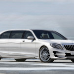Mercedes-Benz S-Class Pullman tuning / тюнинг Ares Design