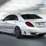 Mercedes-Benz S-Class tuning / тюнинг Ares Design
