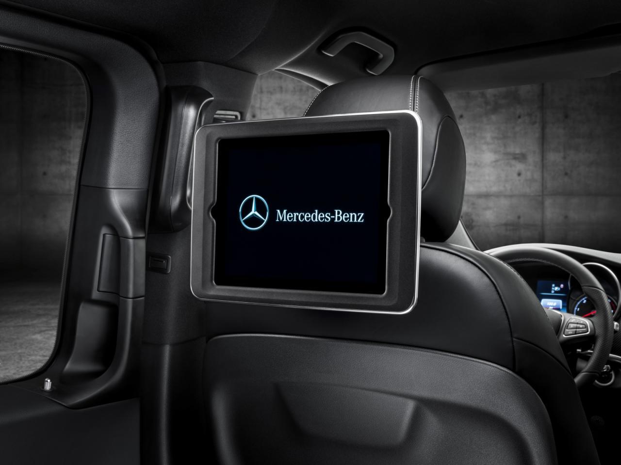 Mercedes v class amg line for V class mercedes benz