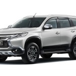 Mitsubishi Pajero Sport 2016 official photo - официальное фото